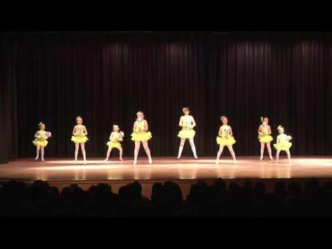 Langlois - Racine Dance Recital part one  5-20-16