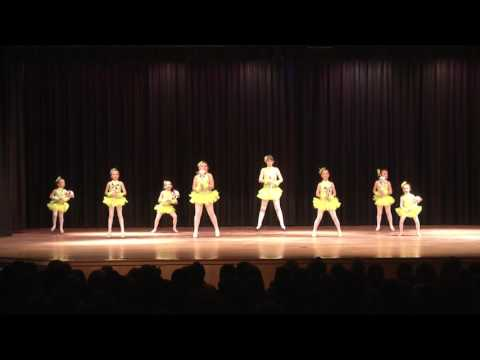 Langlois - Racine Dance Recital part one  5-20-16