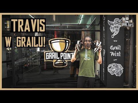 Grail Days #10 Travis Scott w Grailu!