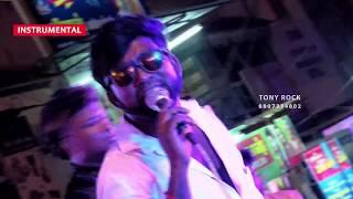 Chennai Gana Prabha THALA SONG With Tony Rock Music Live