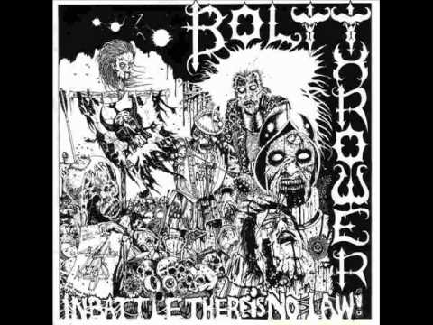 Bolt Thrower - In Battle There is No Law mp3