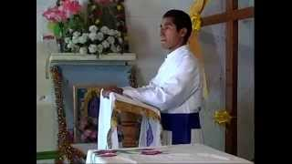 15 años de Vitelia en Ixtololoya Pantepec Puebla por Video Tauro de Isidro Lorenzo misa 1