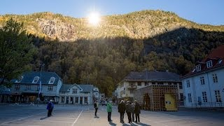 How Giant Mirrors Brought Sunlight Back to Rjukan, Norway