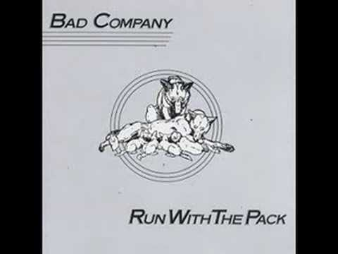 Bad Company  Silver, Blue And Gold