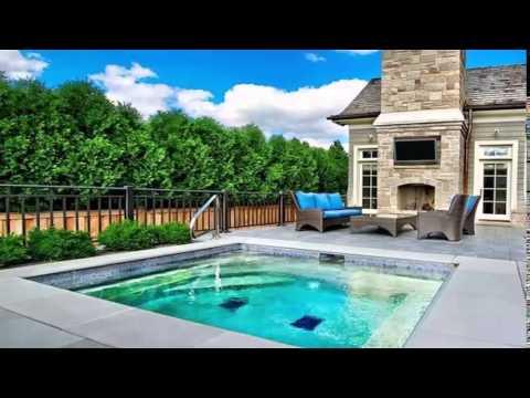 تصاميم حمامات سباحة صغيرة Youtube