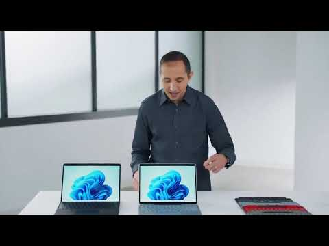 Microsoft introduces Surface Pro 8