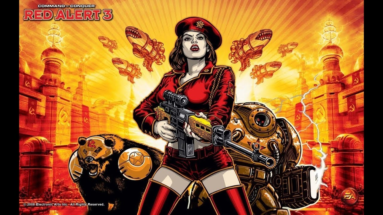 Command & Conquer Red Alert - Descargar