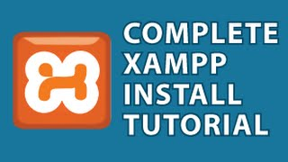 Gambar cover Install XAMPP