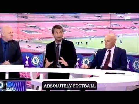 Tottenham vs Chelsea 1-2 Post Match Analysis - Andy Gray and Tim Sherwood 20/08/2017