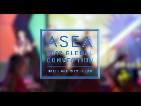 ASEA Convention 2017 - More breakthrough. More energy. More growth.
