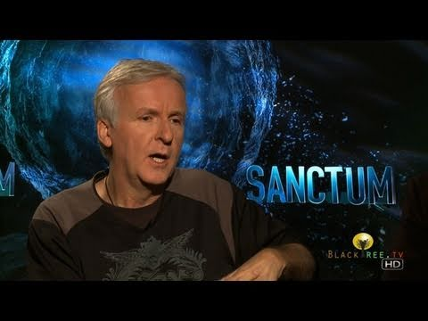 Sanctum - Interview w/ James Cameron and Filmmakers