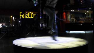 Drum and Bass step by Faizer