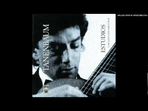 Etude in G major op. 29 - Sor - David Tanenbaum