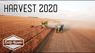 Keith Farms Harvest 2020 • What A Year!