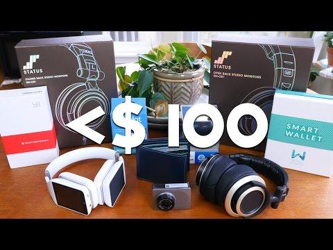 Best Tech Under $100! - December