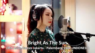 Gambar cover J.fla feat Jennine weigel 'Bright As The Sun'