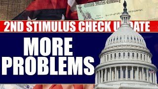Second Stimulus Check Update and Stimulus Package Friday May 29th (Late Night Edition)