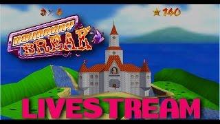 Boundary Break: Super Mario 64 Livestream (01/01/17)