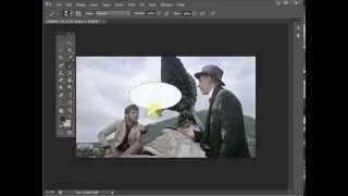 Уроки Adobe photoshop CS6 Создание фотокомиксов
