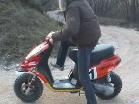 Scootercross NTT Zambonicorse
