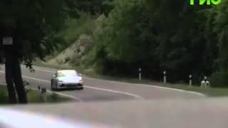 Тест-драйв Porsche Cayman S (car-mania.ru)