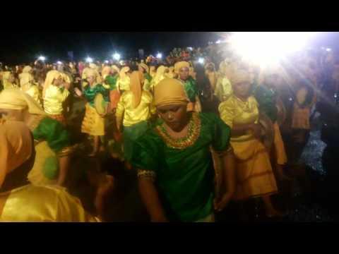 Tarian Pamonte Di Acara Festival Pesona Palu Nomoni 24/09/2016