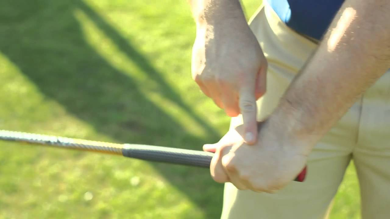 How to Pronate Your Wrist in Golf