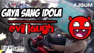 Sang Idola Punya Gaya | Evil Laugh | Funtastic Friday Part 3 (Diary #22)