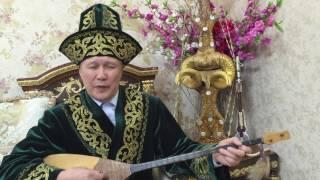 """Баянғали Әлімжанов """"Олжабай батыр"""""""