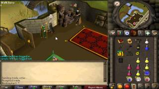 First AGS PK of 2007Scape - Biggest kill in 2007scape?