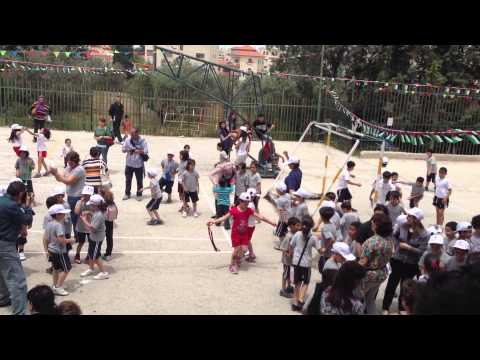 Open Day in the Arab Evangelical School