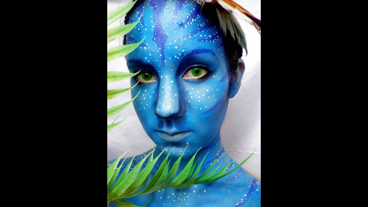 maquillage avatar