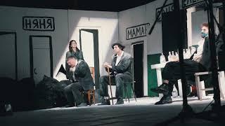 Смотреть видео Академический театр им.Ленсовета (Санкт-Петербург, Россия)  -  «Дядя Ваня», онлайн
