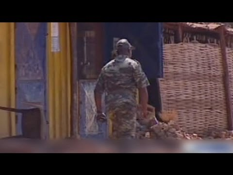 Troops foil Guinea-Bissau coup attempt