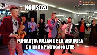 MUZICA DE PETRECERE 2020 - FORMATIA IULIAN DE LA VRANCEA | BOTEZ VIDELE
