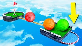 The BEST WAY To CHEAT In Golf It!