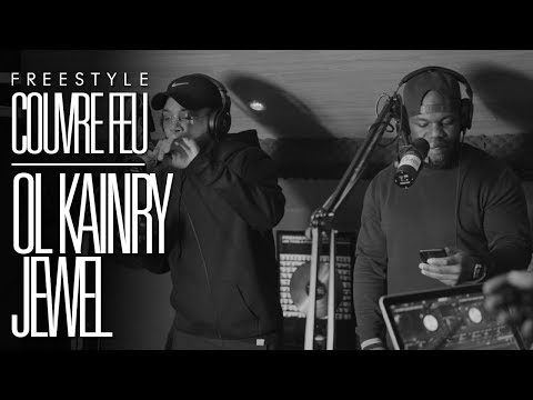 Youtube: OL KAINRY & JEWEL – Freestyle COUVRE FEU sur OKLM Radio