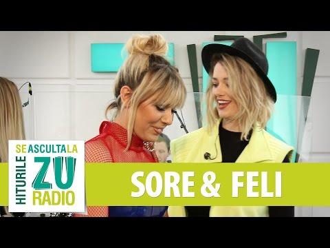 Sore & Feli - Stiu de unde vii la ora asta (Live la Radio ZU)