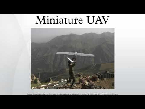 Miniature UAV