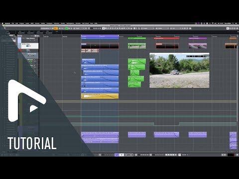 New Video Export | New Features in Nuendo 10.2