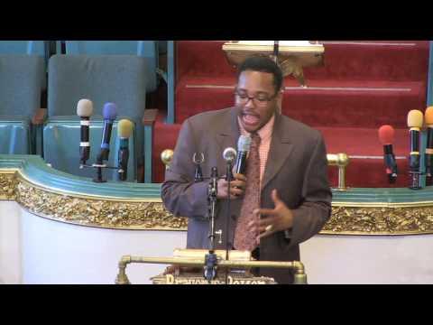 Greater St. John Missionary Baptist Church Oakland HD, Rev. Errol K. Bullen