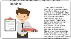 Car Insurance Idaho Falls