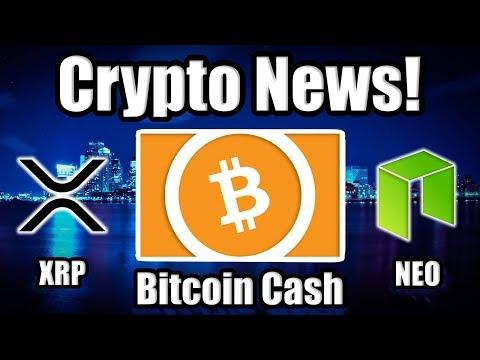 Bitcoin OTC Trading CONFIRMED!? Actual Crypto Volume 2x Larger! Plus Bitcoin Cash, XRP, & NEO News!!