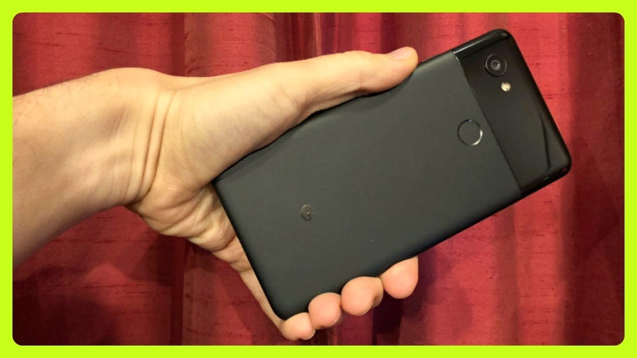 Pixel 2 XL Review: Initial Impressions!