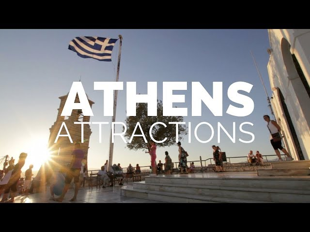 10 Top Tourist Attractions in Athens - Travel Video