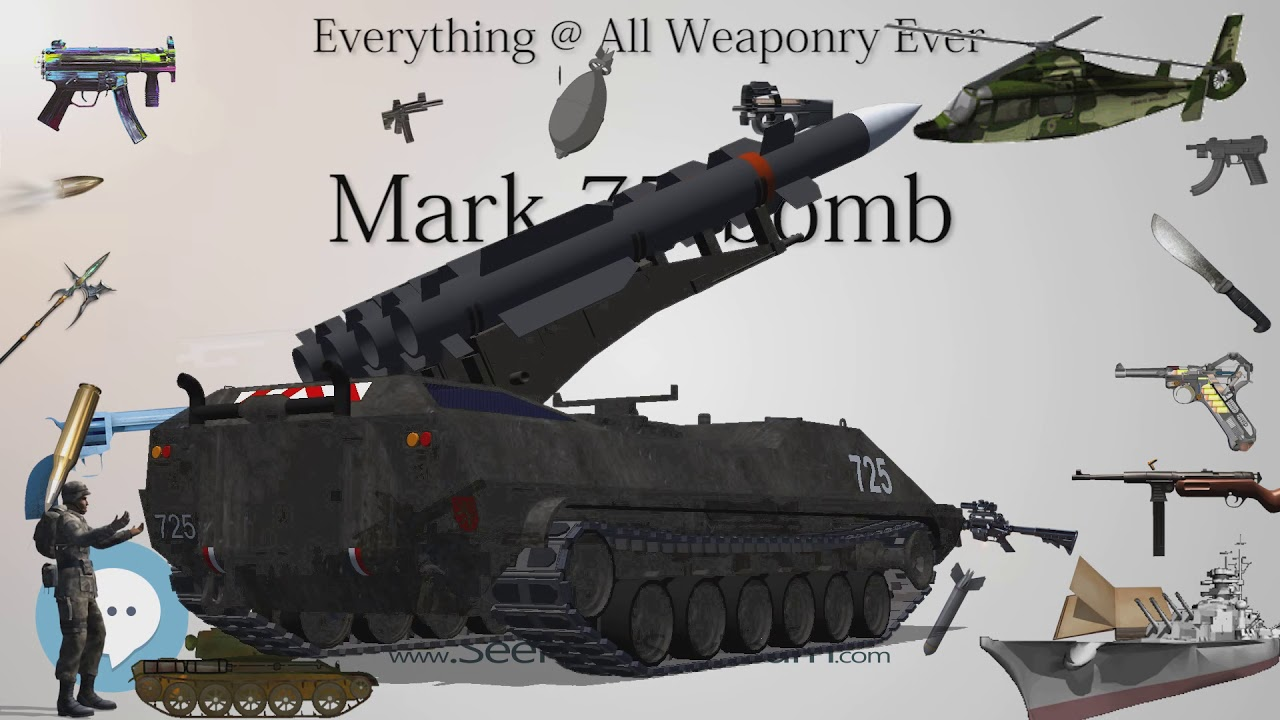 Download Mark 77 bomb (Everything WEAPONRY)💬⚔️🏹📡🤺🌎😜