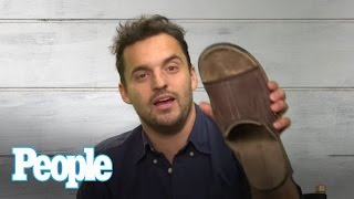 Jake Johnson's High School Ponytail!  | People