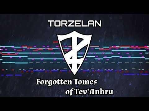 【 Forgotten Tomes of Tev'Anhru 】