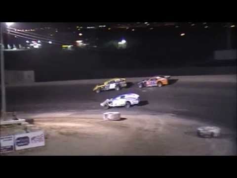 IMCA Modified Feature, Texas Thunder Speedway 8-17-2013