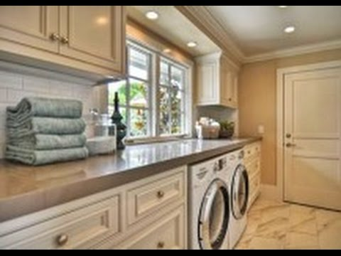 Coolest Laundry Room Design Ideas - YouTube